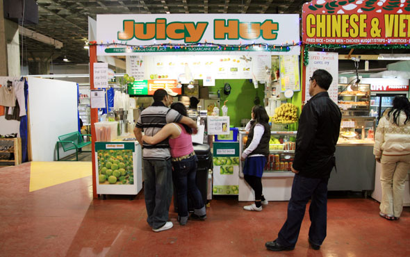 Juicy Hut