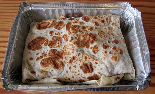 Roti shells recipe