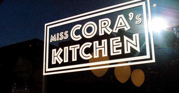 Miss Cora's Kitchen in Kensington Market