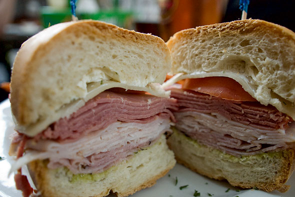 Loons Sandwich