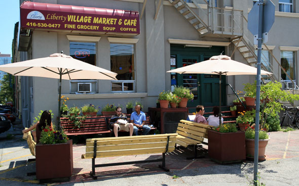 Liberty Village Market and Cafe