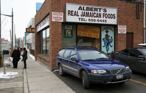Albert's Real Jamaican