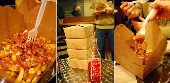 Smoke's Poutinerie Collage