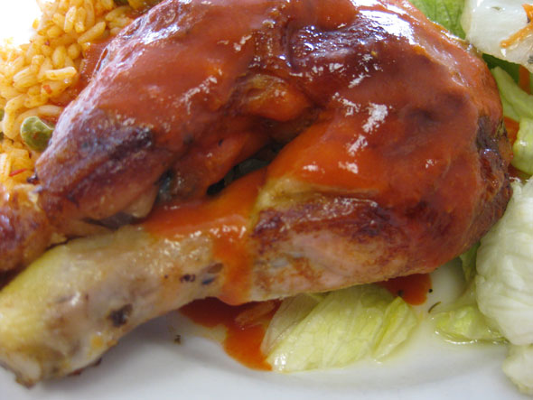 Sardinha Chicken Toronto