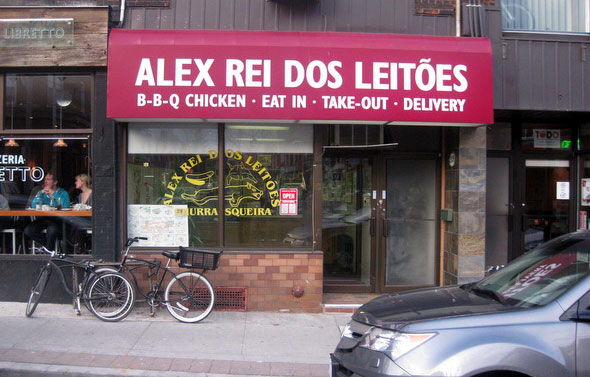 Alex Rei dos Leitoes