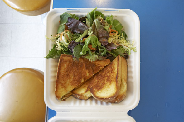 George Street Grilled Cheese