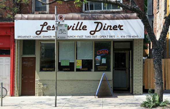 Leslieville Diner