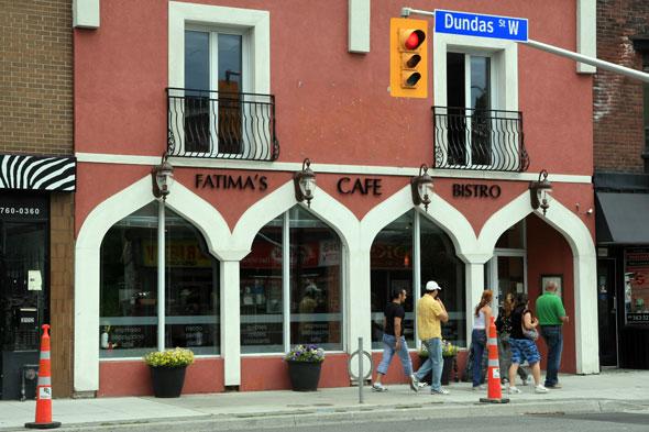 Fatimas Cafe Toronto