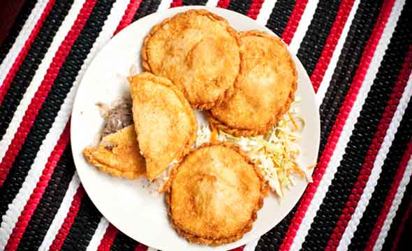 Tibet Kitchen Beef Patties