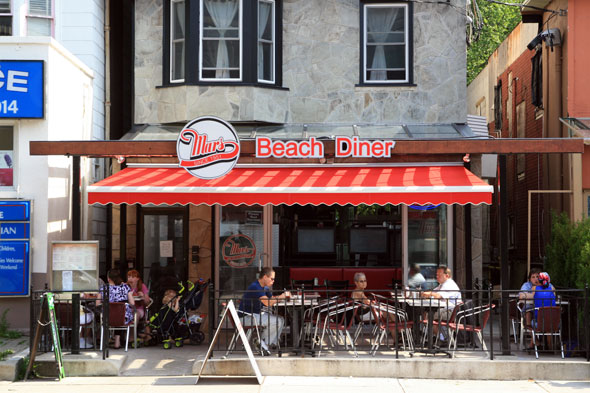 Mars Beach Diner