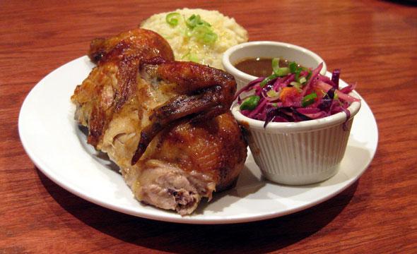 wow chicken plate