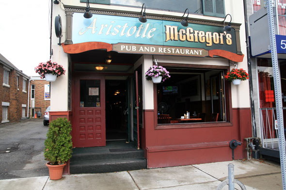 Aristotle McGregor's Toronto