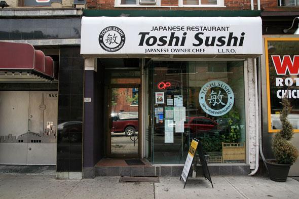 Toshi Sushi