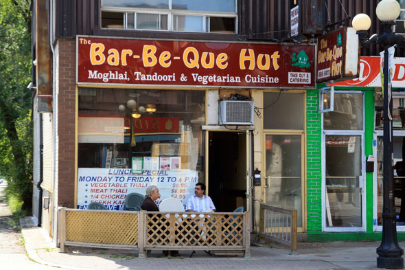 Bar-Be-Que Hut Toronto