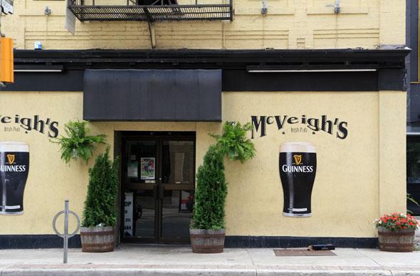 McVeigh's Toronto