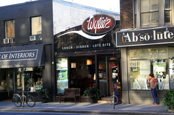 Wylie's Toronto