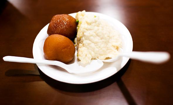 Taste of Tandooree Dessert