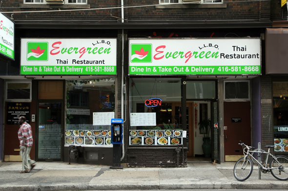 Best Thai Food Delivery Downtown Toronto