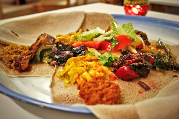 Nunu Ethiopian Fusion Restaurant