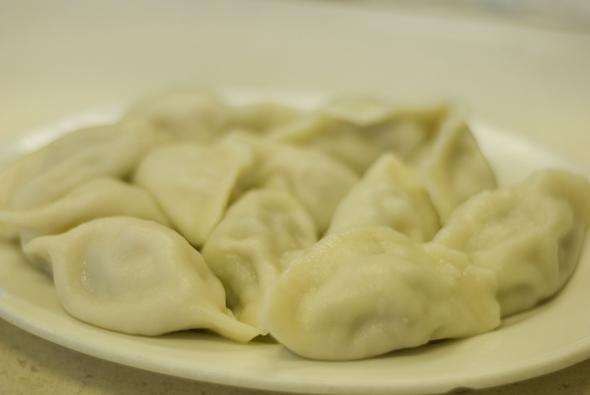 Dumpling King dumplings