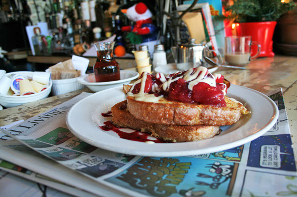 The Rebel House French Toast