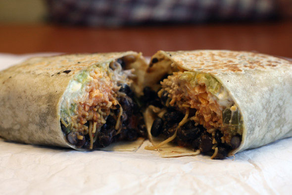 Chino Locos Burrito