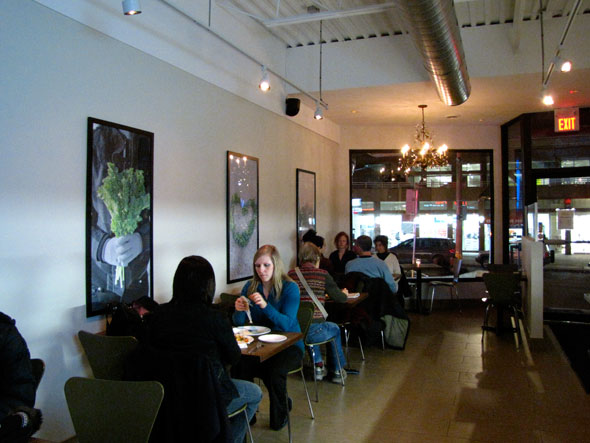 Kale Restaurant Toronto