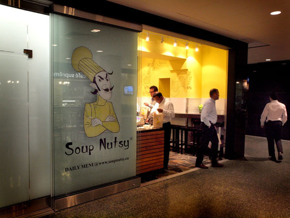 Soup Nutsy Toronto
