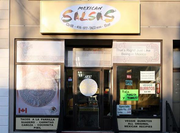 Mexican Salsas Kensington