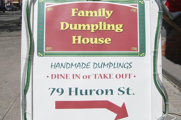 Family Dumplings
