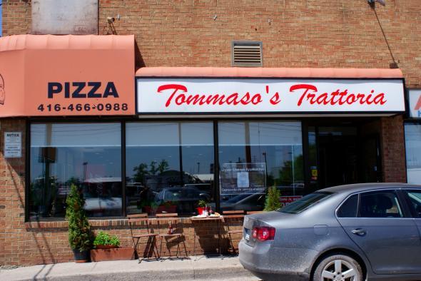 Tommaso's Trattoria
