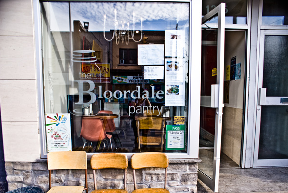 Bloordale Pantry