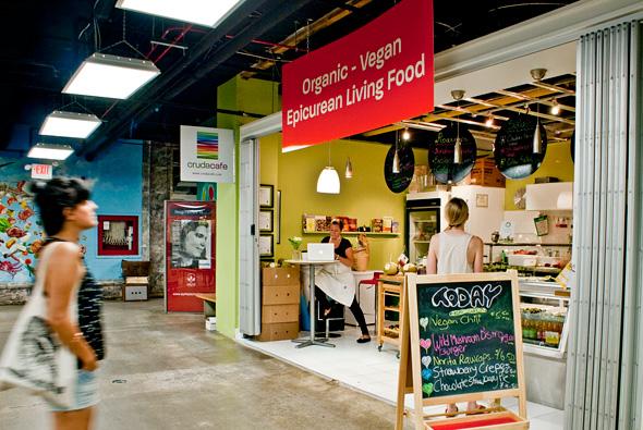 Cruda Cafe