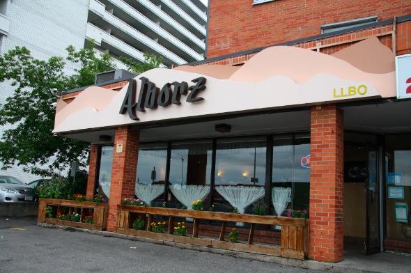 Alborz Restaurant Toronto