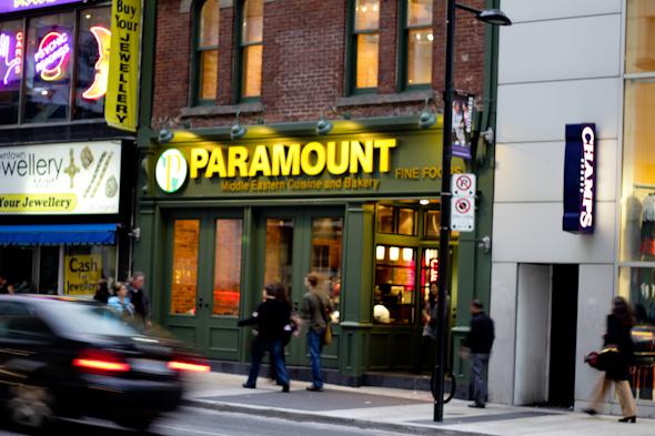 Parmount Fine Foods
