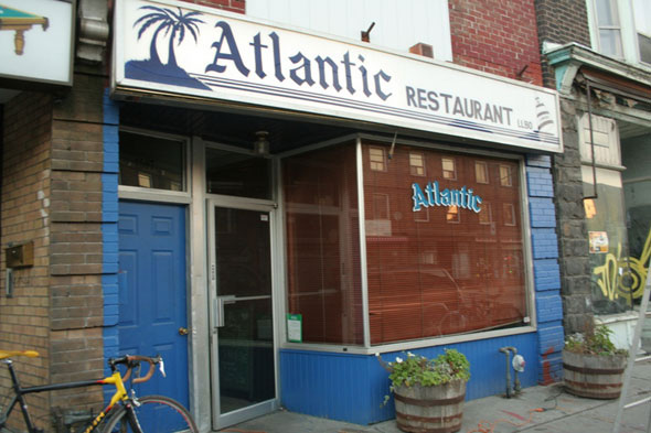 Atlantic Restaurant Toronto