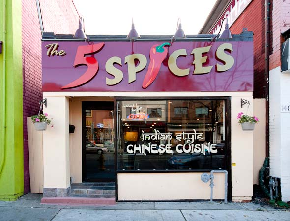 5 Spices Toronto