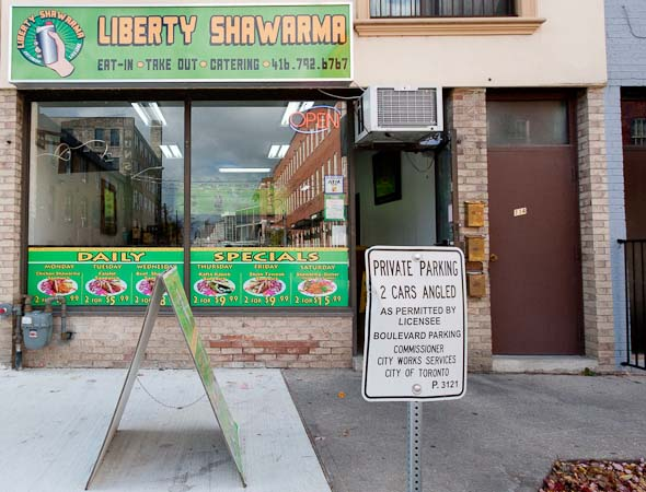 Liberty Shawarma