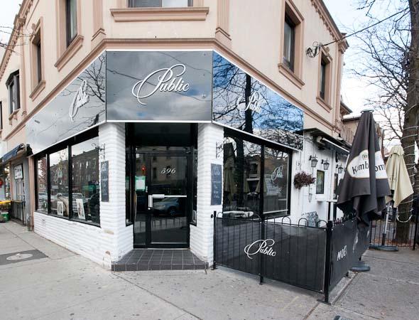 Public Restaurant Toronto