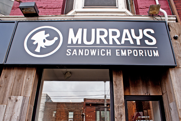 Murrays Sandwich Emporium