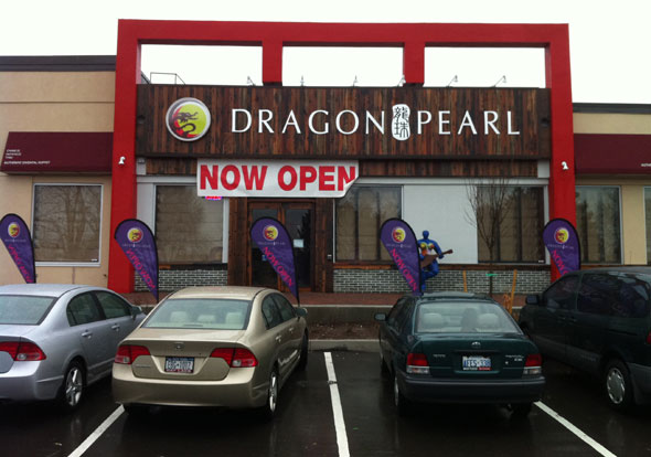 Dragon Pearl Buffet Toronto