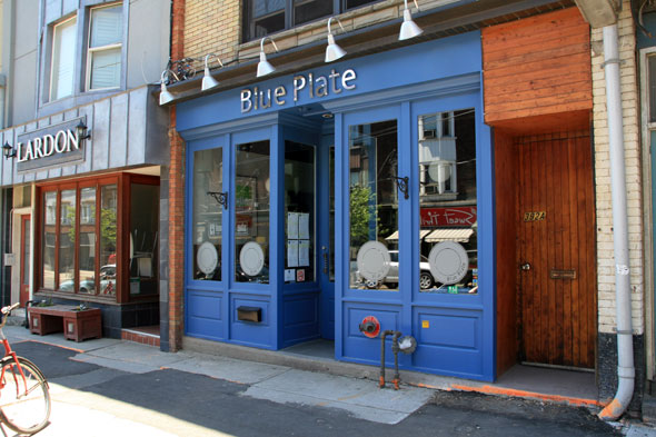 Blue Plate Toronto