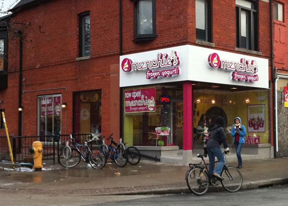 Menchies Toronto