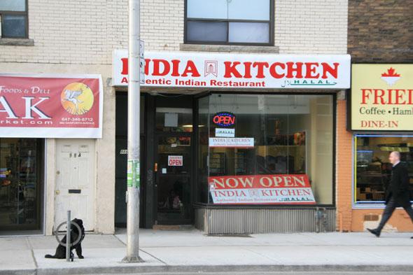Indian Restaurant Danforth Avenue