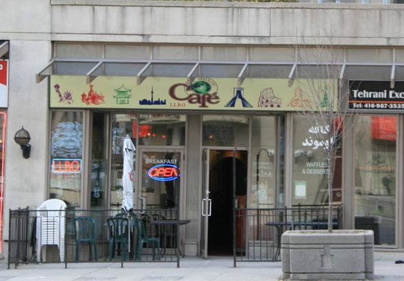 Cafe Le Monde Toronto