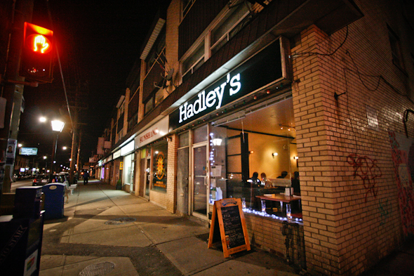 Hadleys Toronto
