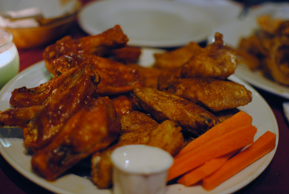 Tara Inn Wings