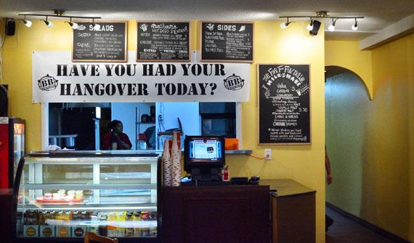 Burger Brats Toronto