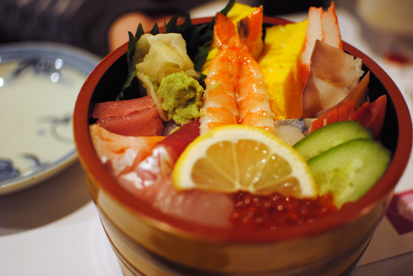 Toronto Chirashi
