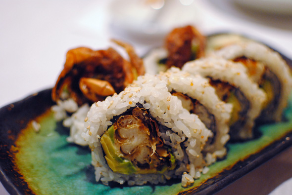 Spider Roll